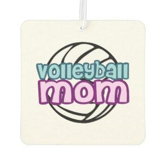 Volleyball Mom Car Air Freshener