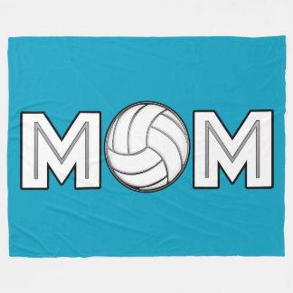Volleyball Mom Fleece Blanket