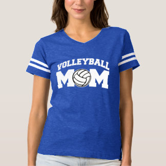 Volleyball Mom funny T-shirt