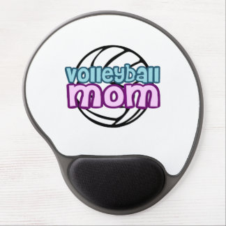 Volleyball Mom Gel Mouse Pad