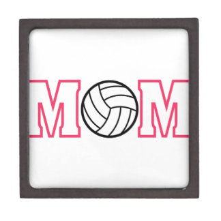 Volleyball Mom Gift Box