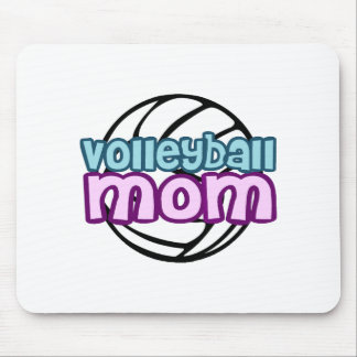 Volleyball Mom Mouse Pad