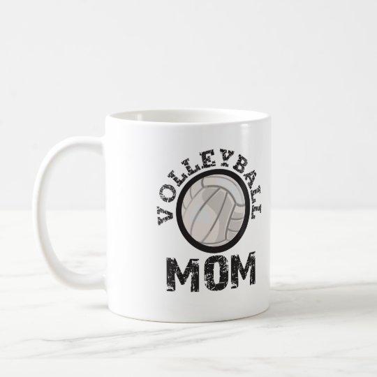 Volleyball MOM Mug