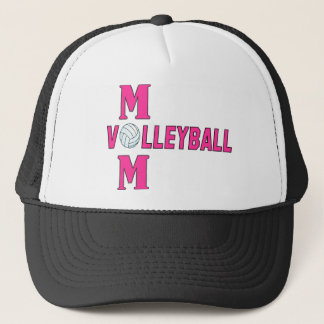 VOLLEYBALL MOM.png Trucker Hat