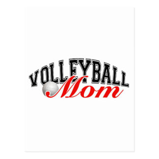 Volleyball Mom Post Cards