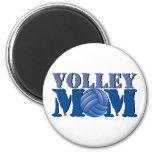 Volleyball mom refrigerator magnet