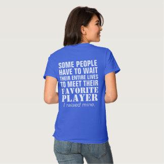 Volleyball Mom T Shirt