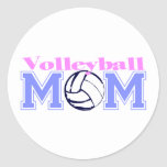 Volleyball Mom (Version B) Stickers