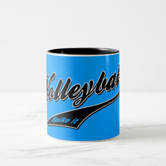 Volleyball Mug2 Two-Tone Coffee Mug