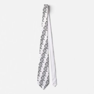 Volleyball Neck Tie