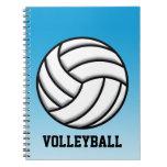 Volleyball Notebook