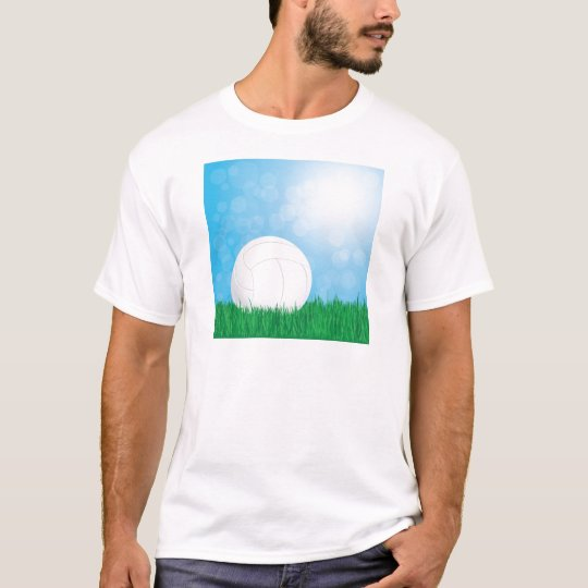 volleyball on grass T-Shirt