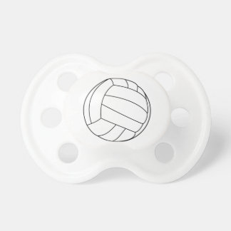 Volleyball pacifier BooginHead pacifier