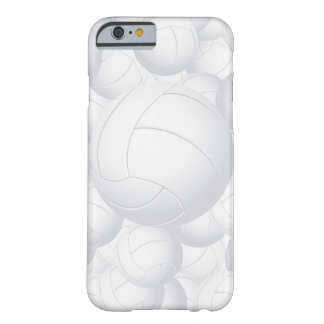 volleyball pile barely there iPhone 6 case