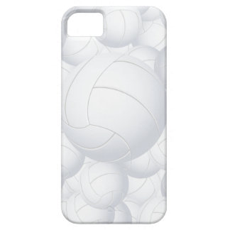 volleyball pile iPhone SE/5/5s case