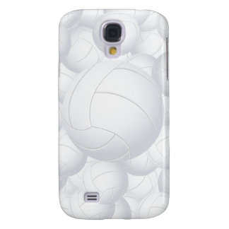 volleyball pile samsung galaxy s4 cover