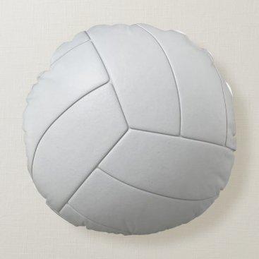 Beach Themed Volleyball Pillow