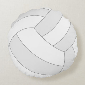 Volleyball Pillow Round Pillow