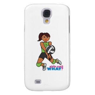 Volleyball Player - Dark Samsung Galaxy S4 Case