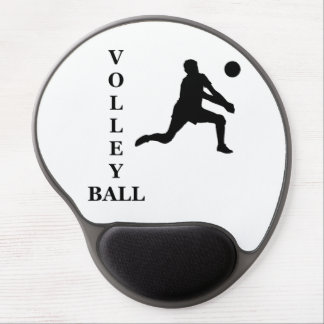 VolleyBall Player Gel Mouse Pad
