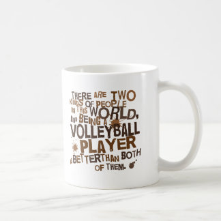 Volleyball Player Gift Coffee Mug
