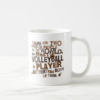 Volleyball Player Gift Coffee Mug