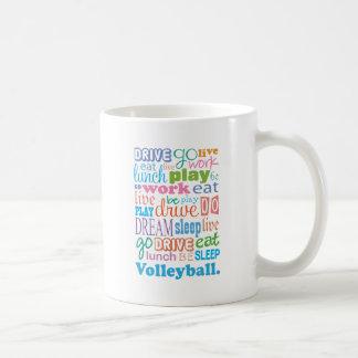 Volleyball Player Gift For Girl Mug