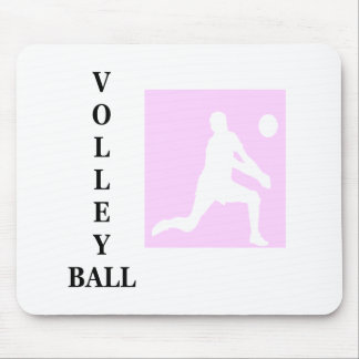 VolleyBall Player Mouse Pad
