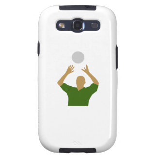 Volleyball Player Samsung Galaxy SIII Cover