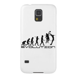 Volleyball Player Sport Evolution Art Case For Galaxy S5