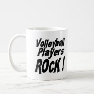 Volleyball Players Rock! Mug