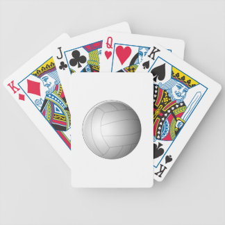 Volleyball Bicycle Card Deck