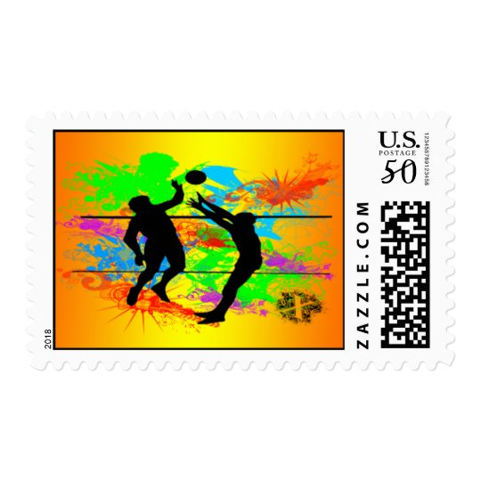 Volleyball Postage