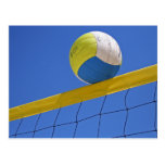 Volleyball Postcard