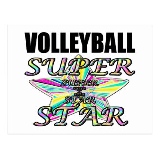 Volleyball Post Card