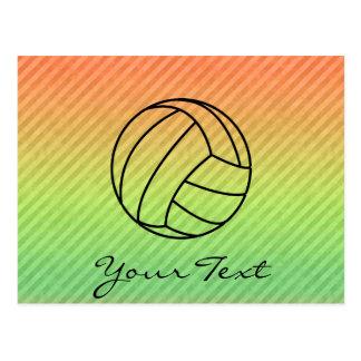 Volleyball; Postcard