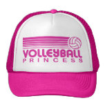 Volleyball Princess Hats