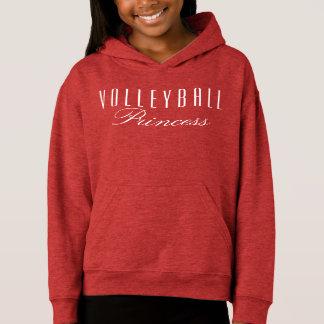 Volleyball Princess Hoodie