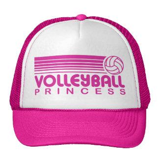 Volleyball Princess Trucker Hat