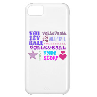 Volleyball Repeating iPhone 5C Case