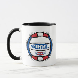 Volleyball Rocks Mug