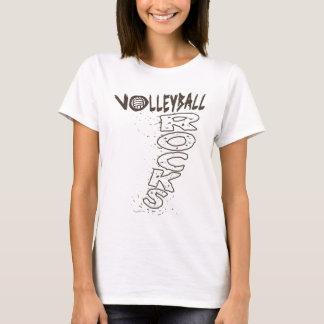 Volleyball Rocks T-Shirt