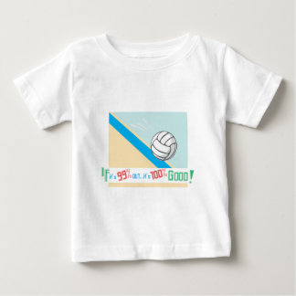 Volleyball...Rules! Baby T-Shirt