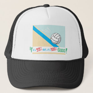 Volleyball...Rules! Trucker Hat