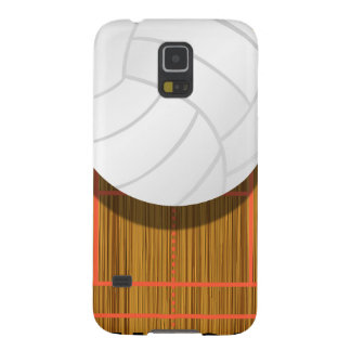 Volleyball Samsung Nexus QPC Template Customized Case For Galaxy S5