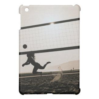 Volleyball Serve iPad Mini Covers