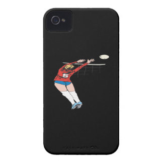 Volleyball Set 2 iPhone 4 Case-Mate Cases