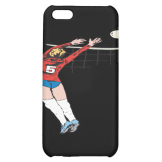 Volleyball Set 2 iPhone 5C Cover