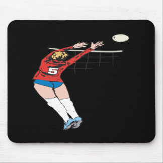 Volleyball Set 2 Mouse Pad