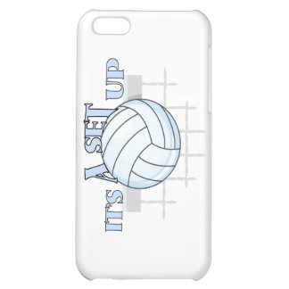 Volleyball Set Up iPhone 5C Case